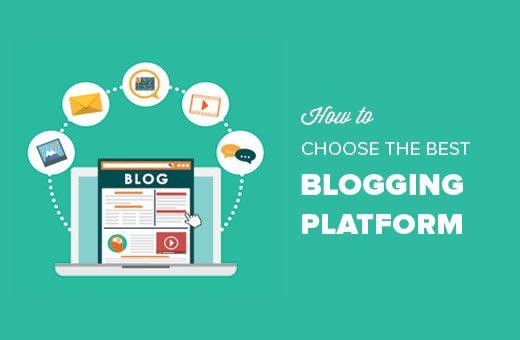 Choosing Best Blog Web Hosting Service Provider
