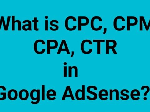What is CPM, CPC, CPA, CPS, and CTR