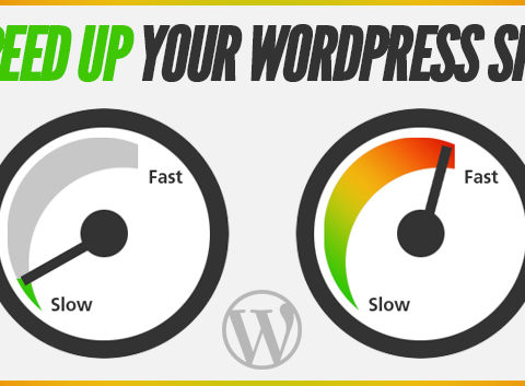 how increase wordpress site speed